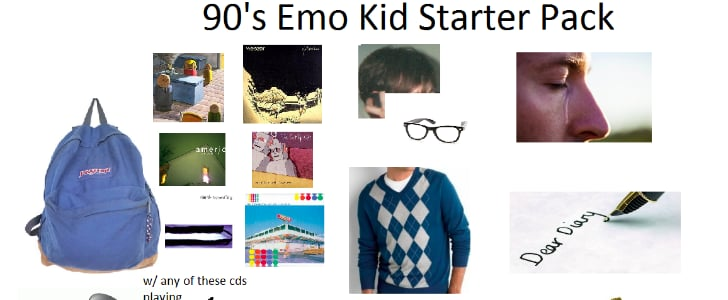 14 Starter-Pack Memes So Accurate It Hurts