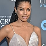 Susan Kelechi Watson at the 2018 Critics' Choice Awards