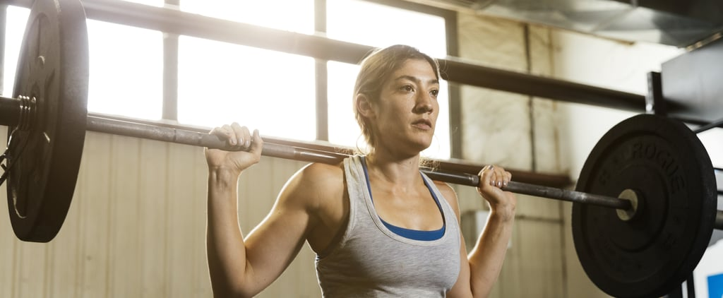 Full Body Gym Workout For Women