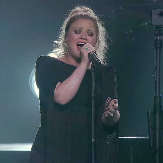 "Kelly Clarkson Cover of ""Dancing On My Own"""