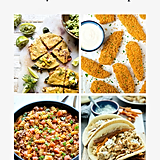 Summer Family Dinner Recipes