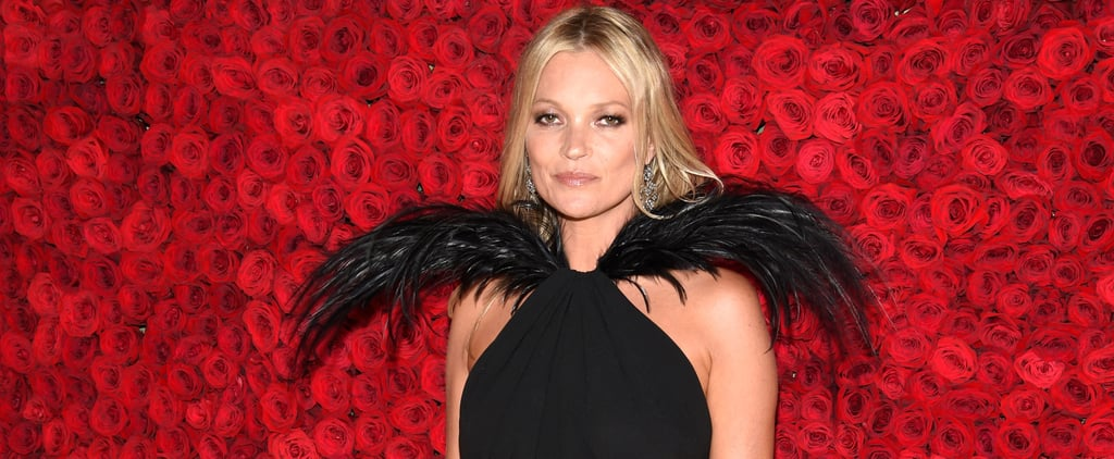 Kate Moss's Best Black Outfits   Pictures
