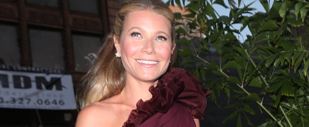 Gwyneth Paltrow and Brad Falchuk Engagement Party Pictures