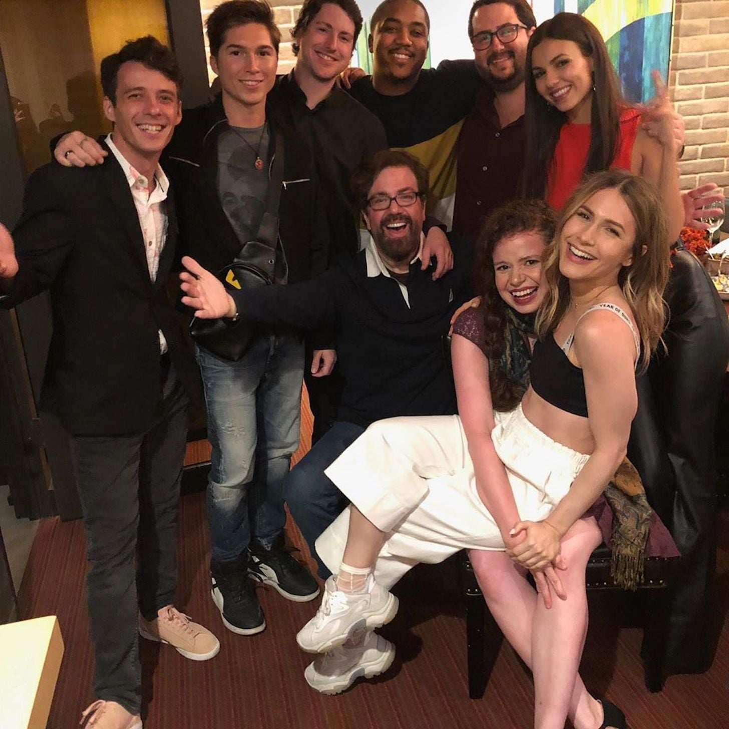 Zoey 101 Cast Reunion Photos Popsugar Entertainment