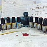 The Ten Duel Commandments Tell Your Story Nail Polish Collection