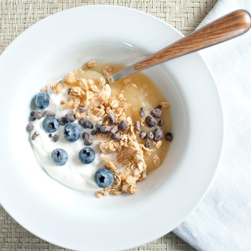 Dairy-Free Probiotic-Rich Coconut Yoghurt