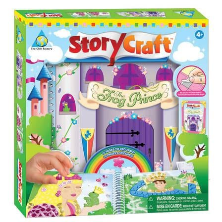 StoryCraft The Frog Prince