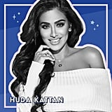 Huda Kattan Will Spill Makeup Secrets