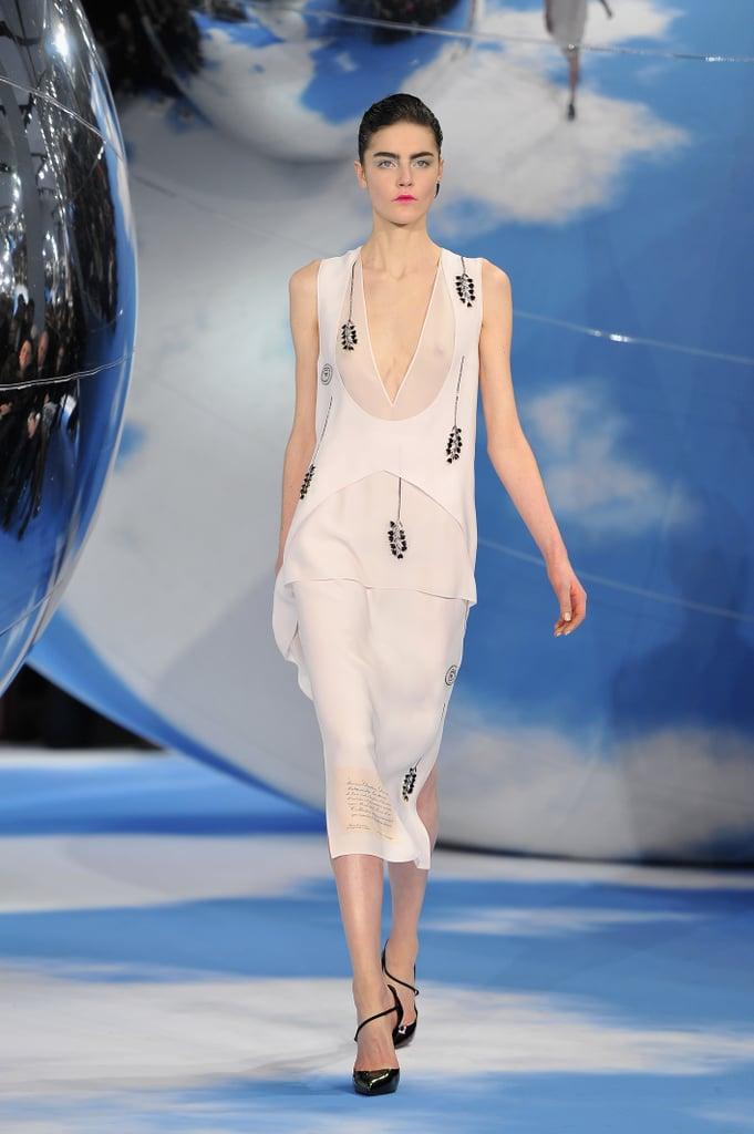2013 Autumn Winter Paris Fashion Week Christian Dior