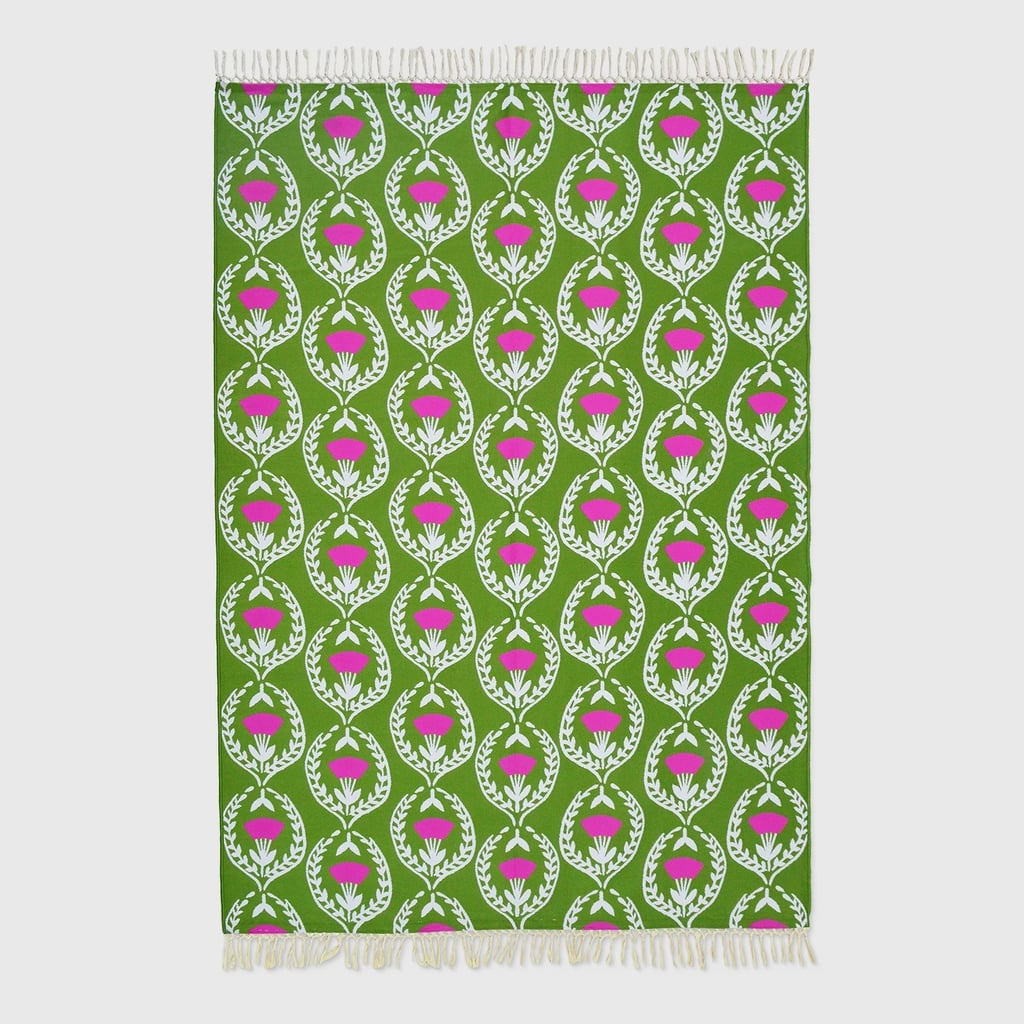 Carnations Outdoor Rug