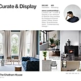 "<a href=""https://uk.pinterest.com/CurateDisplay/"">Curate & Display</a>"