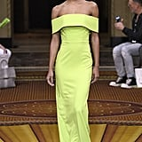 Kendall's Dress on the Christian Siriano Spring 2019 Runway
