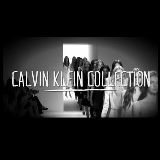 Calvin Klein Collection Spring 2012 [Runway Video]