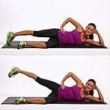Side-Lying Leg Lift Series