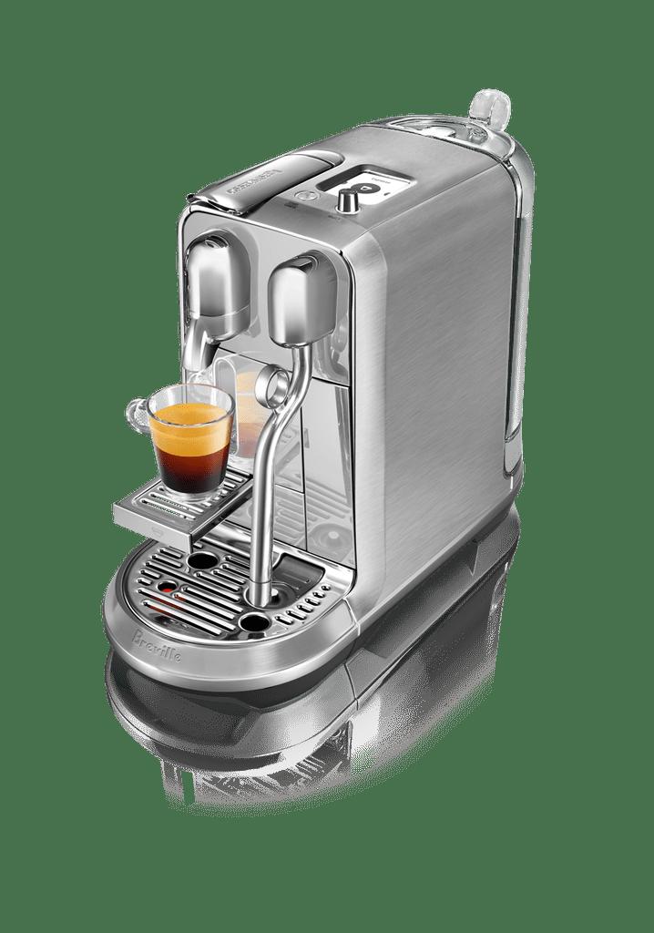 صانع القهوة Nespresso Creatista Plus