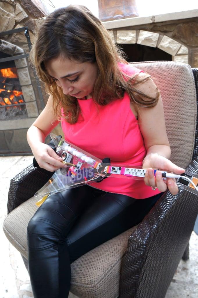Why We Love LittleBit's Rock Star Founder
