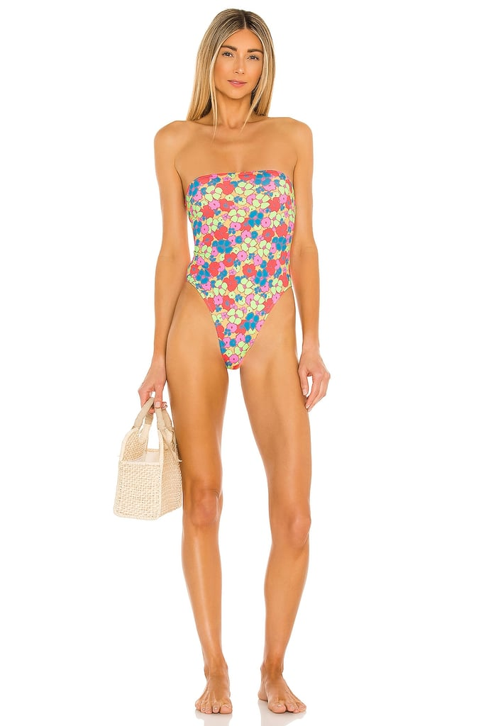 Frankies Bikinis Stella One Piece in Groovy