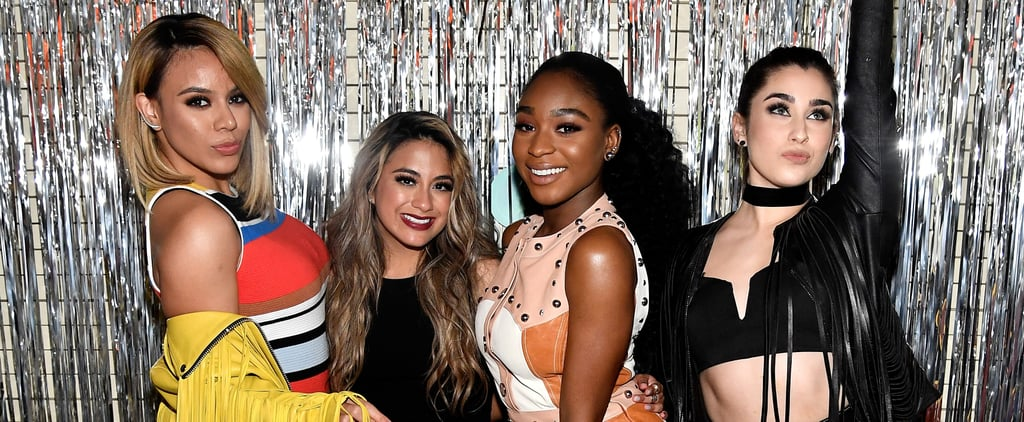 Camila Cabello and Fifth Harmony Were Both at the Kids' Choice Awards