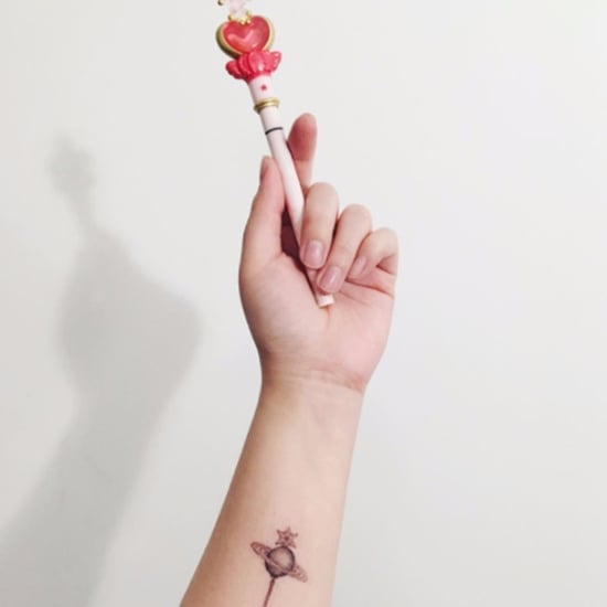 Sailor Moon Tattoo Ideas