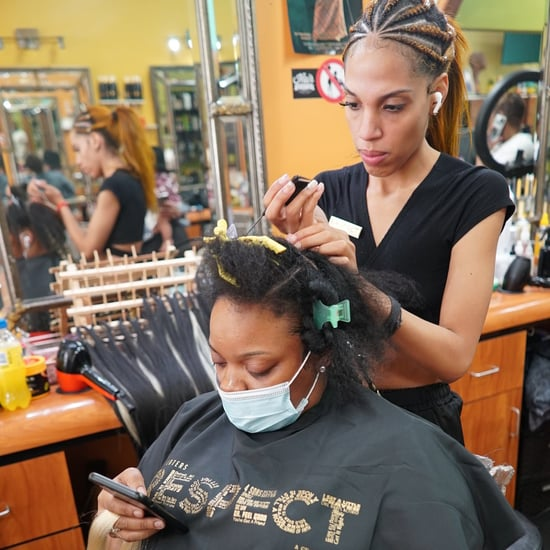 Cristal Franklin Partnered With Salons to Promote Respect