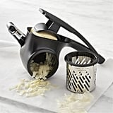 Williams-Sonoma Soft Touch Rotary Grater in Black ($50)