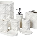 Pisa Bath Accessories ($10-$48)