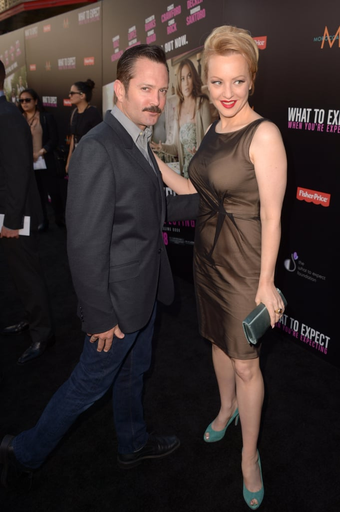Thomas Lennon And Wendi Mclendon Covey What To Expect When Youre
