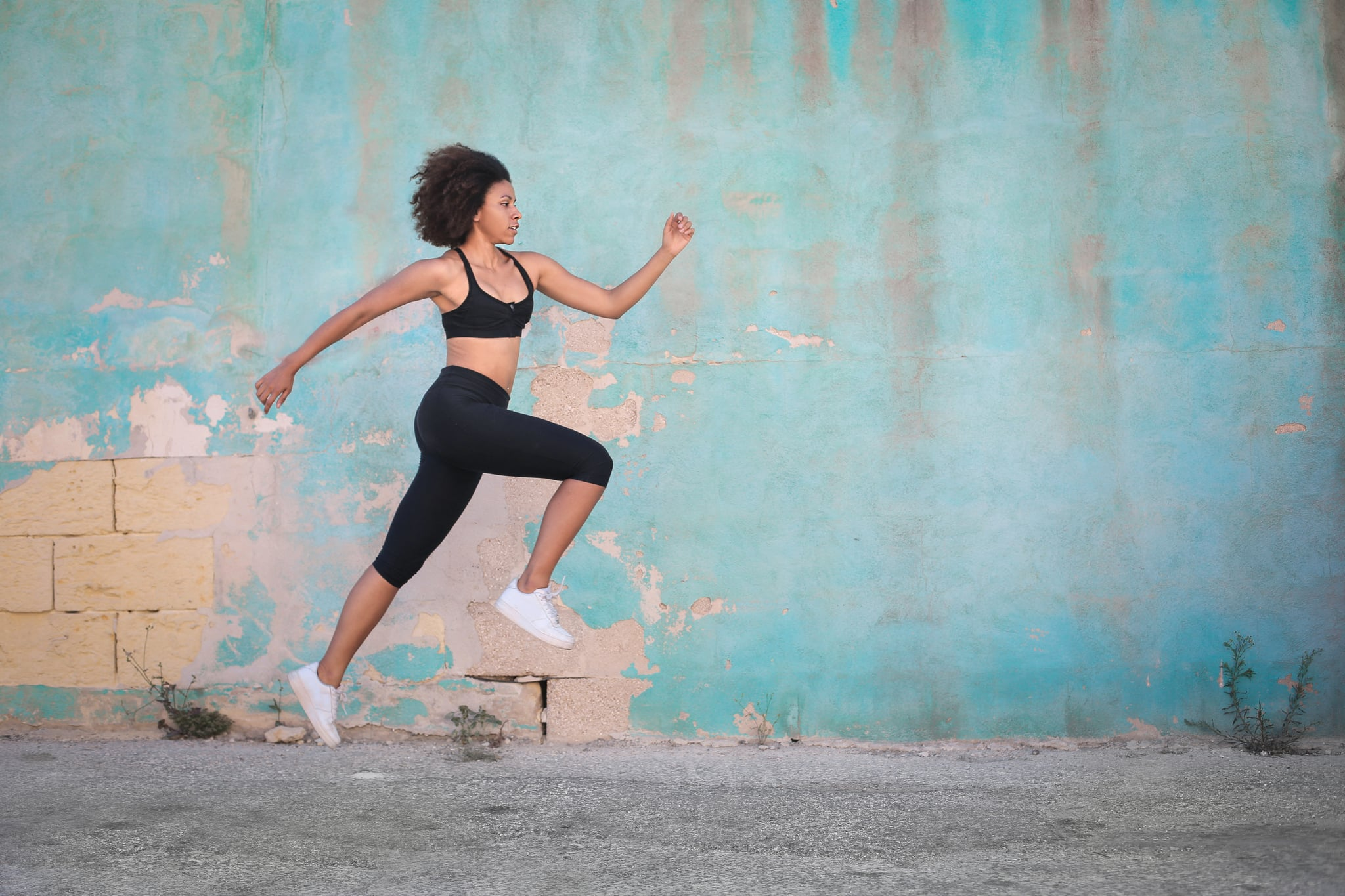 posture tips for running form