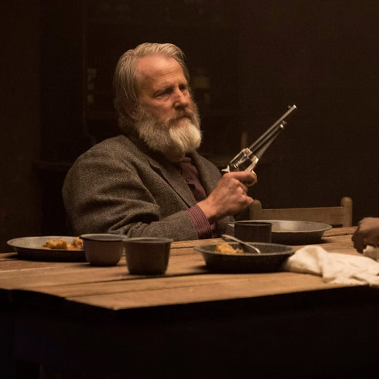 Who Plays Frank Griffin in Godless?