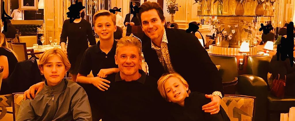 How Many Kids Does Matt Bomer Have?