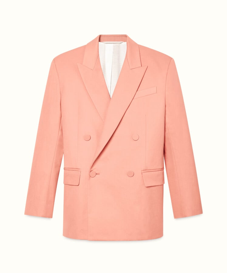 Fenty Suit Jacket With Fanny Pack