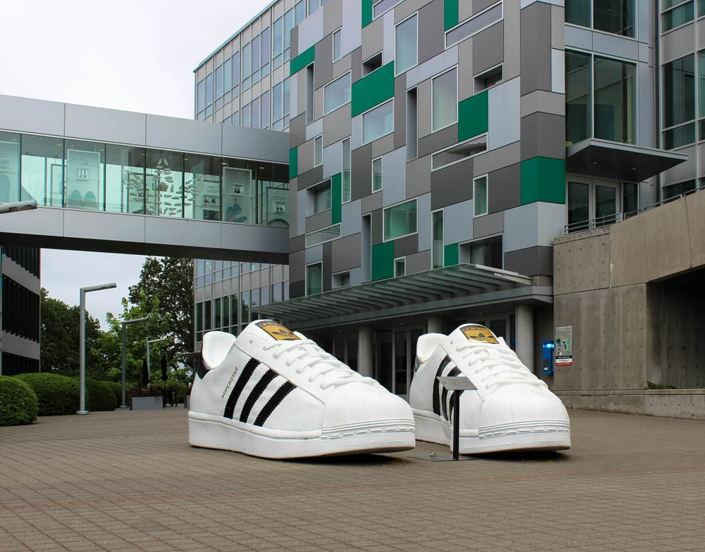 Did you know the headquarters of Adidas is located in Portland? If you're an avid fan and are looking for great deals on the brand's signature footwear, clothes, and accessories, be sure to check out the Adidas Employee Store. It's open every day and is conveniently located in the heart of the city.