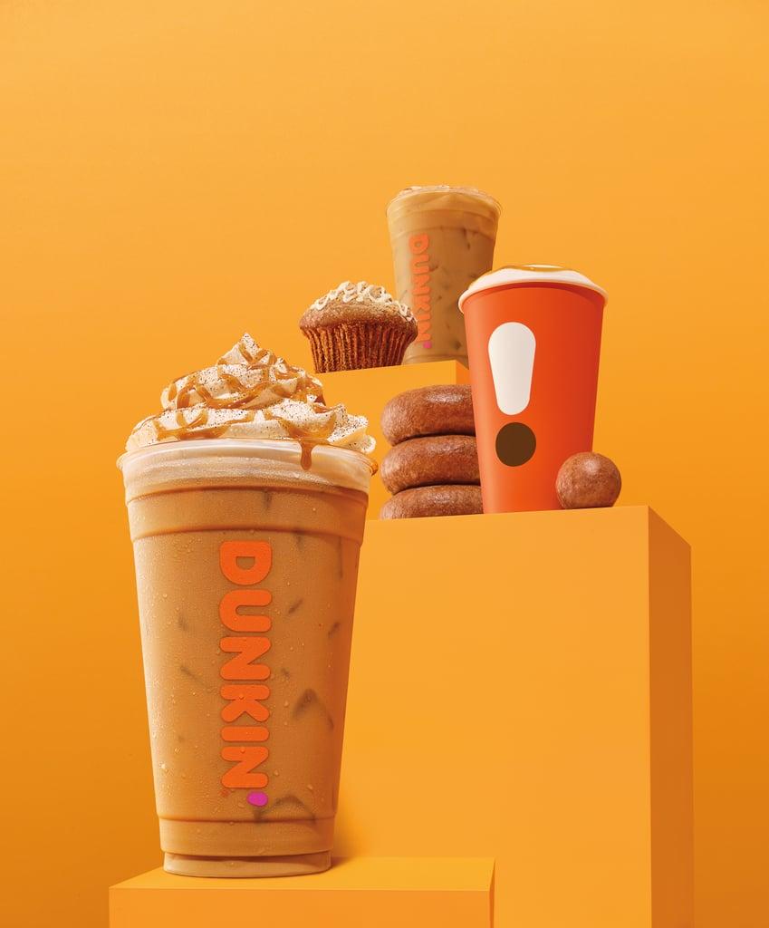 Dunkin's Fall 2019 Lineup