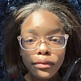 Marsai Martin's Acne on Instagram