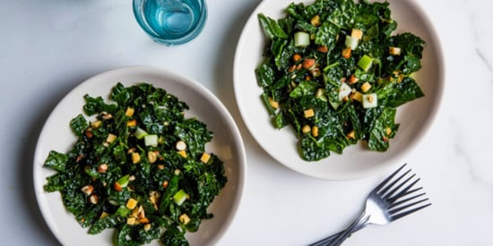 A Kale Salad For Everyone Who's Skeptical About Kale Salads