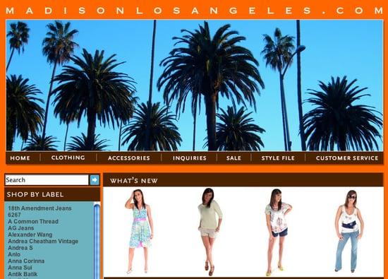 Fab Site: MadisonLosAngeles.com