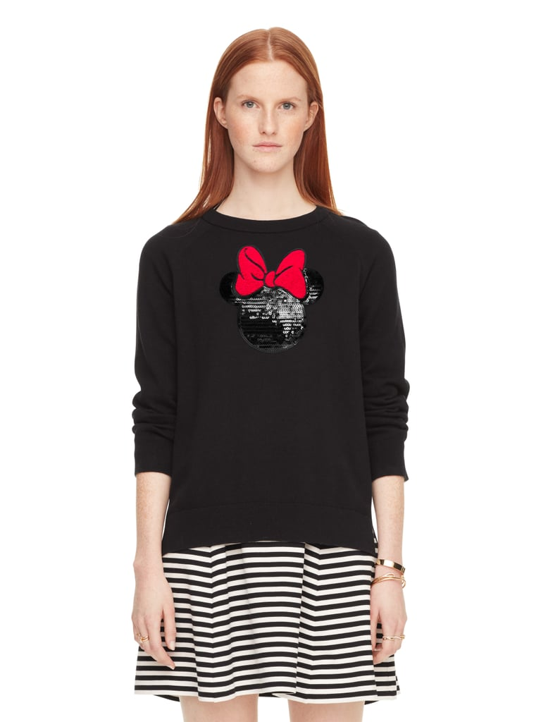 Kate Spade New York For Minnie Minnie Mouse Sweater ($298)