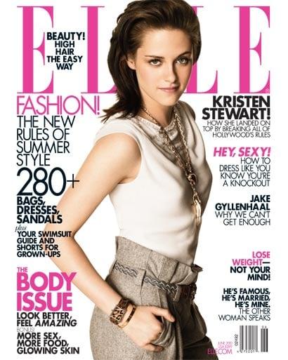 Kristen Stewart does Elle-june 2010