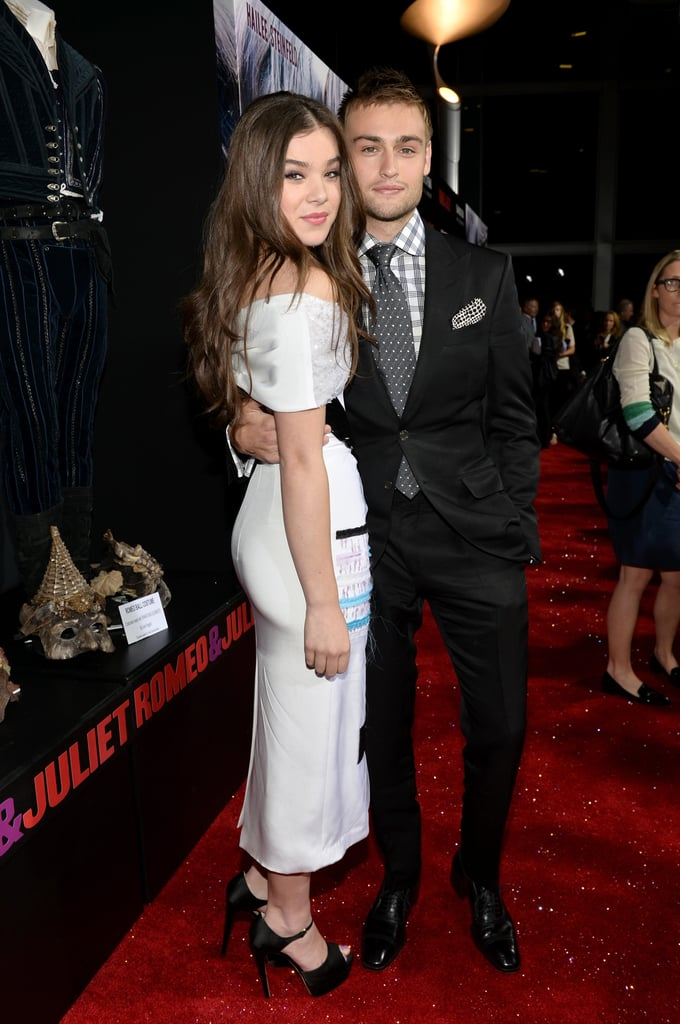 Hailee Steinfeld and D...