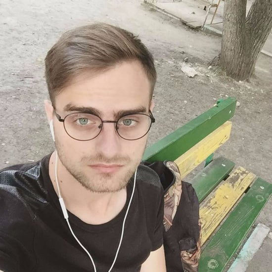Harry Potter Russian Look-a-Like
