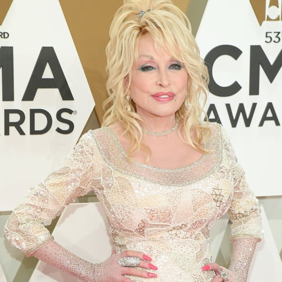 "Dolly Parton Used Her Nails as an Instrument on ""9 to 5"""