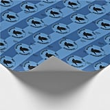 Harry Potter Ravenclaw House Traits Graphic Wrapping Paper