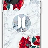 BTS Army Logo Marble iPhone Case & Cover