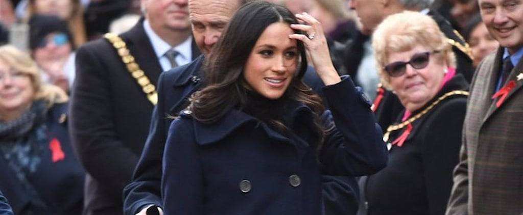 Don't Worry, You Can Get Meghan Markle's Sold Out Bag Right Here