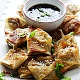 Dumplings With Sesame-Hoisin Sauce