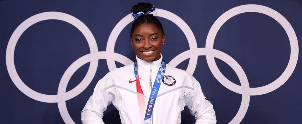 Stars Congratulate Simone Biles on Olympic Bronze Win