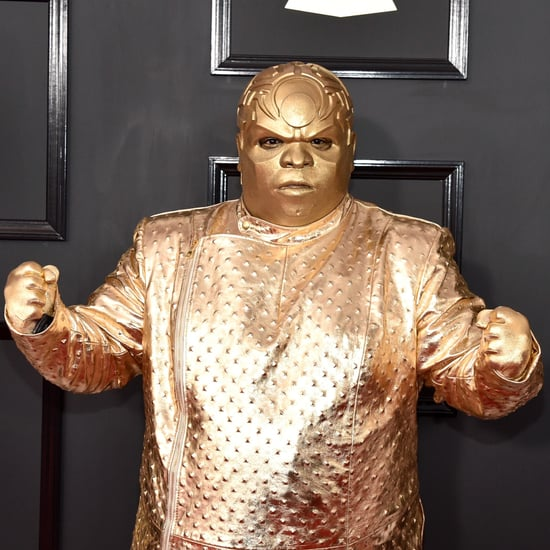 Cee Lo Green's Outfit at the 2017 Grammys