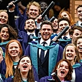 Richard Madden Made Doctor of Drama by His Old College