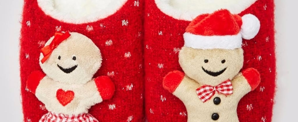Keep Your Feet Warm This Winter With These Adorable Christmas Slippers