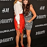 Pictures of Maddie and Mackenzie Ziegler